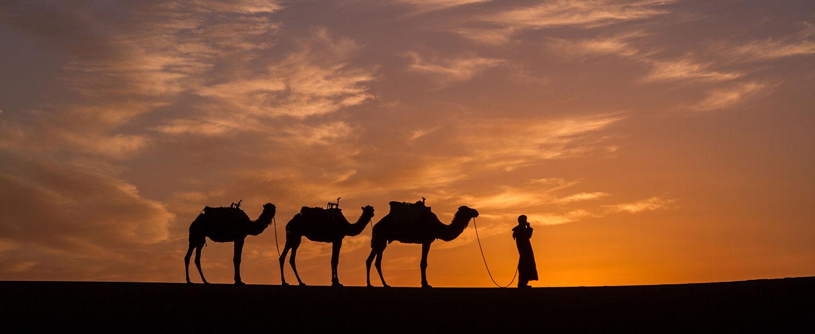 morocco-sunset
